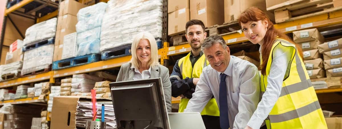 Warehouse Management, and Strategy Consulting